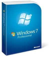 Операционная система Microsoft Windows 7 Professional 32-bit/64-bit Russian DVD BOX